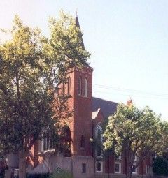 Tabor Lutheran, E Street &amp; 1st Avenue