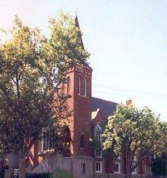 Tabor Lutheran, E Street & 1st Avenue