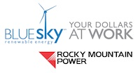 Rocky Mountain Power - Blue Sky Renewable Energy