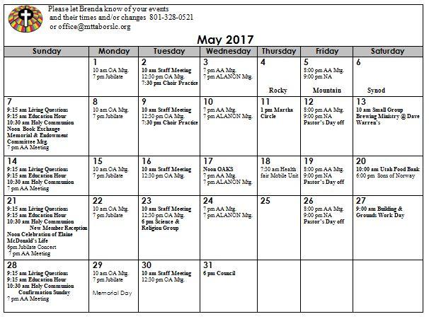 May2017calendar