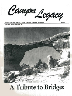 Canyon Legacy VOLUME 36