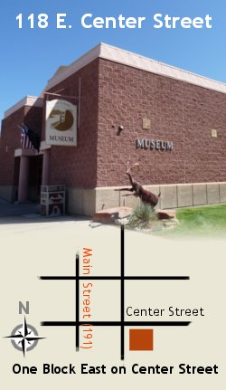 How to Find the Museum of Moab