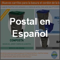Info Postcard SP