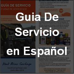 Guia De Servicio