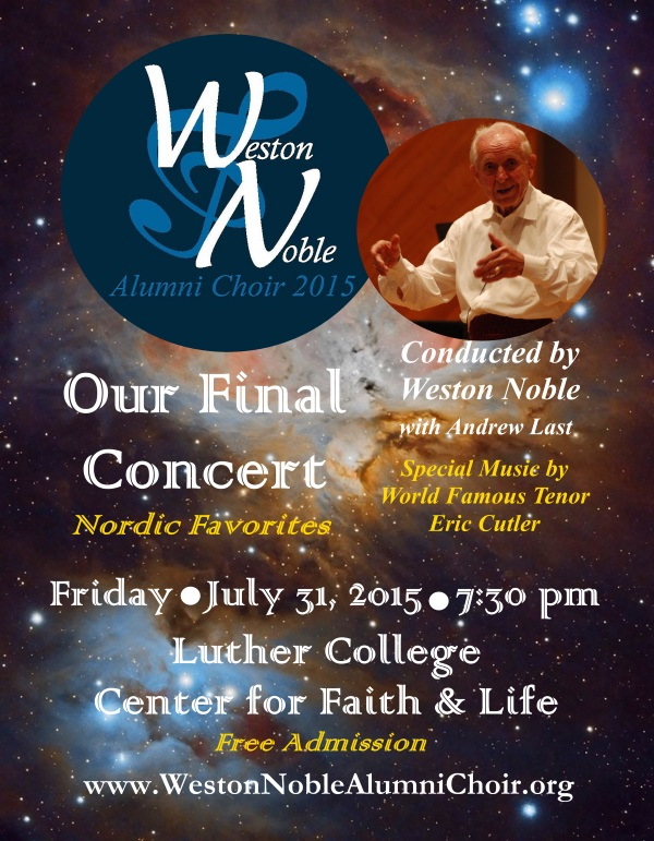 Our Final Concert