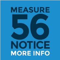 More info on Measure 56 Notice