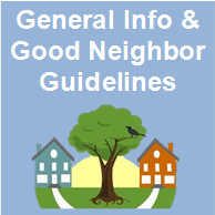 Good Neighbor Guidelines