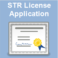 STR License Application Link