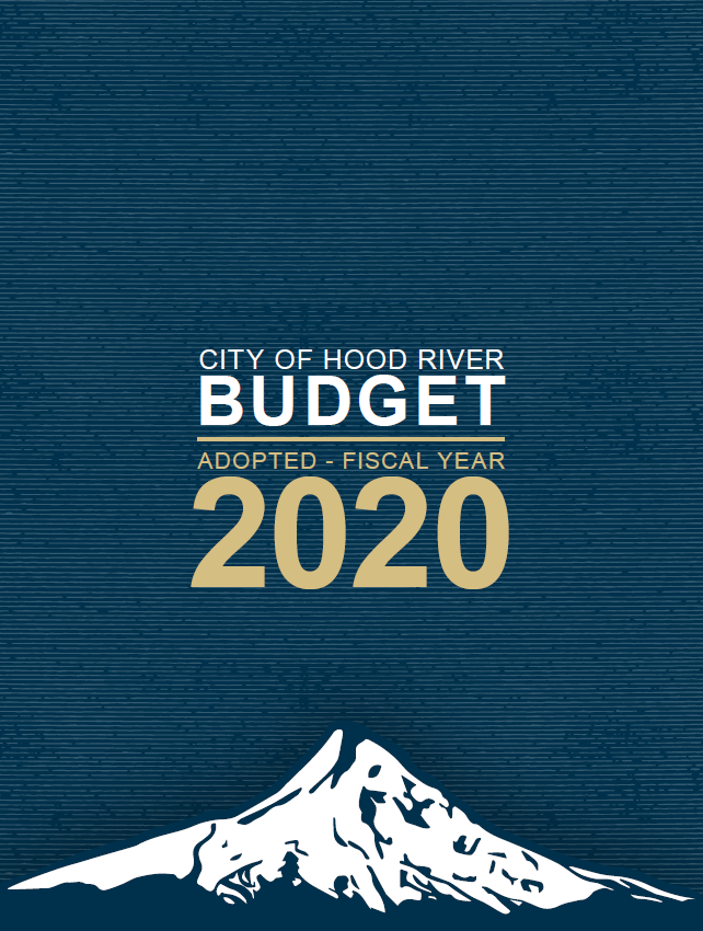2019-20 City of Hood River Adopted Budget