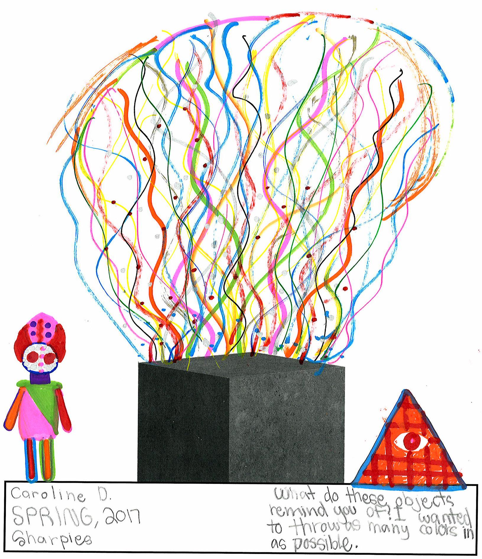 Bonneville Elementary Artwork