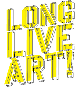 Long Live Art logo