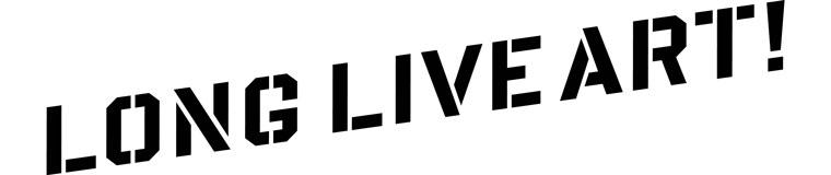 Long Live Art logo