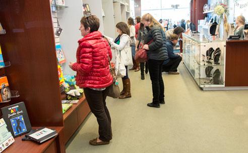 Museum Store Customers