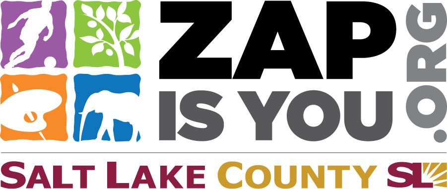 Salt Lake County Zoo, Arts, and Parks logo