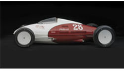 image of Belly Tank racecar