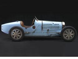 image of bugatti racecar