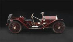 image of Mercer Racecar