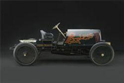 image of Peerless racecar