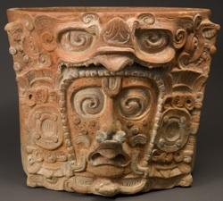 precolumbian urn