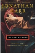 image of cover of The Lost Painting novel