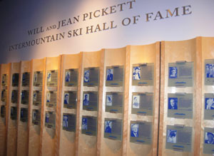 Will & Jean Pickett Intermountain Ski Hall of Fame