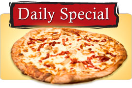 Salt Lake Pizza and Pasta Daily Specials