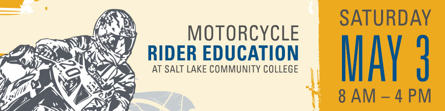 motorcycle awareness month banner