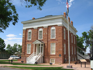 Utah Territorial State House