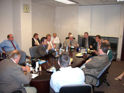 ChamberWest meets Salt Lake County Council