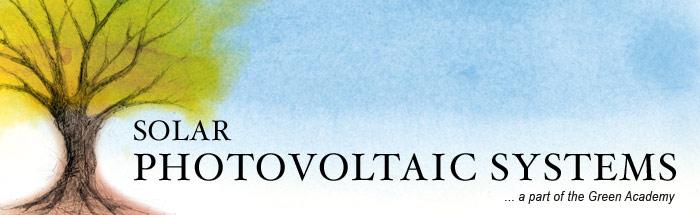 Solar PV Banner