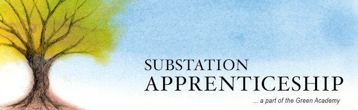 Substation Apprenticeship Banner