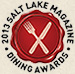 2013 Salt Lake Magazine Dining Awards