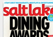 salt lake dining awards