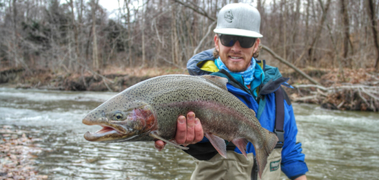 Flyfish with utah 39 s premier green river fly fishing guide for Weber river fishing report
